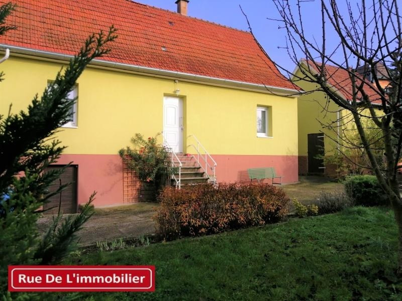 Sale house / villa La walck 199 000€ - Picture 8