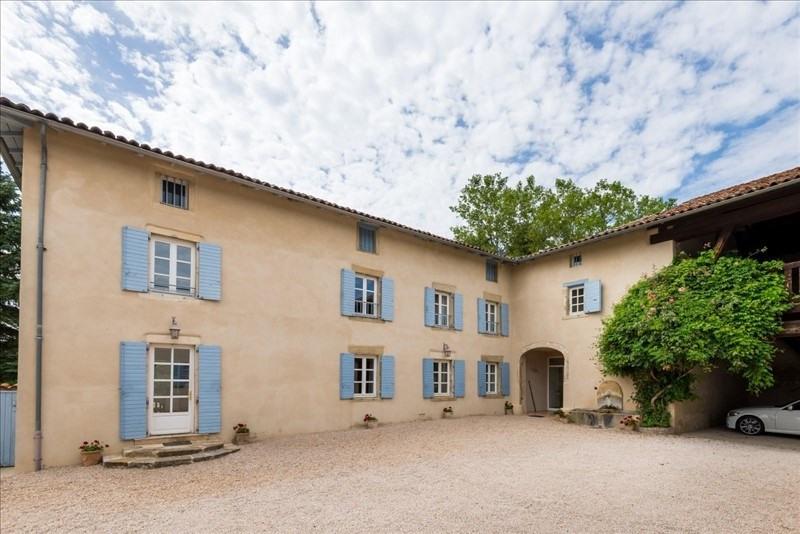 Immobile residenziali di prestigio casa Vienne 890000€ - Fotografia 2