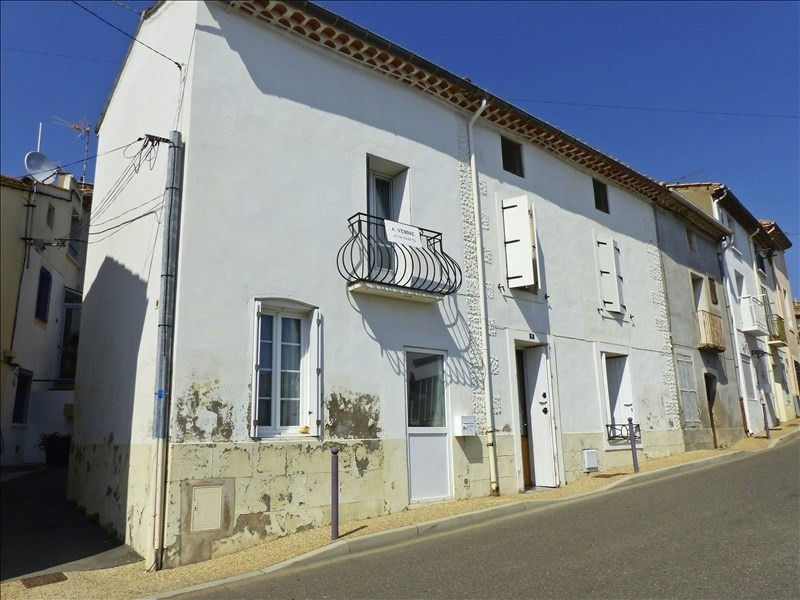 Sale house / villa Maureilhan 128 000€ - Picture 1