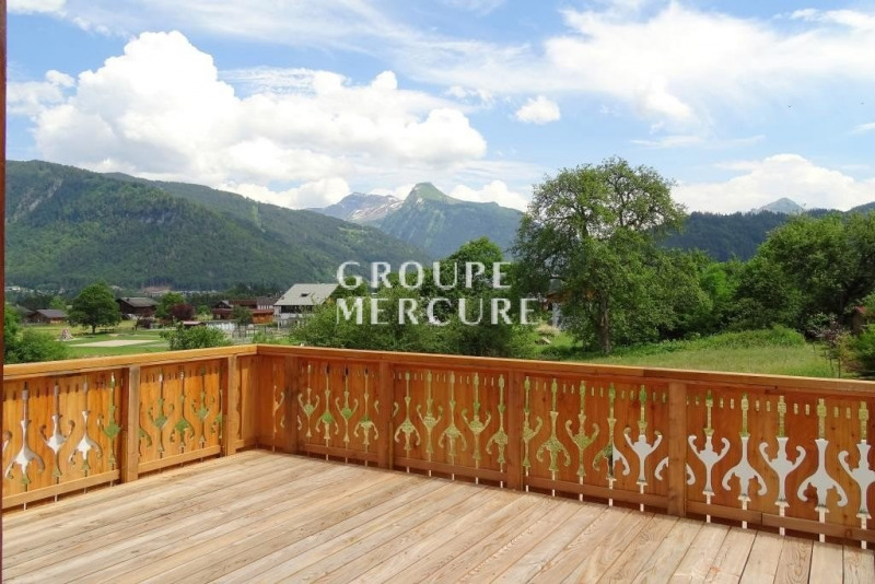 chalet morzine 7 rooms ski mountain savoie