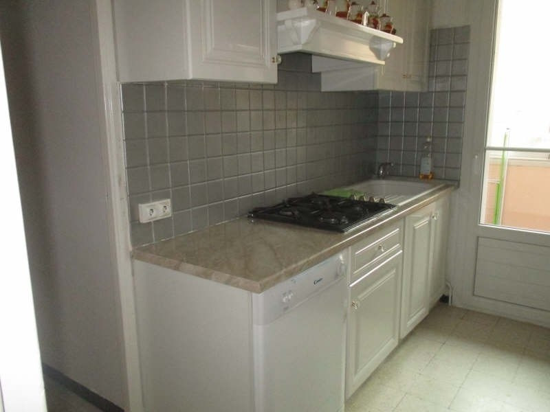 Sale apartment Nimes 86 000€ - Picture 1