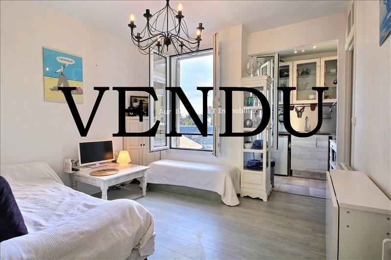 Sale apartment Trouville sur mer 233200€ - Picture 2