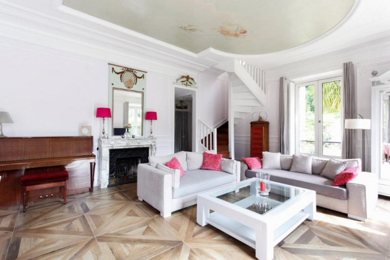 Deluxe sale apartment Bougival 730000€ - Picture 5