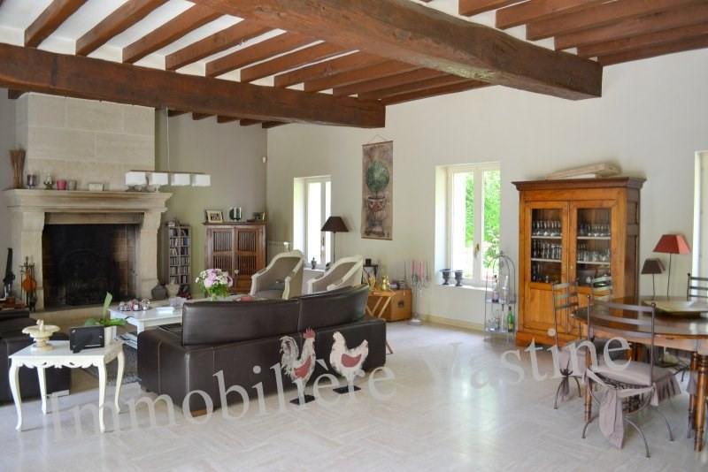 Deluxe sale house / villa Senlis 950000€ - Picture 2