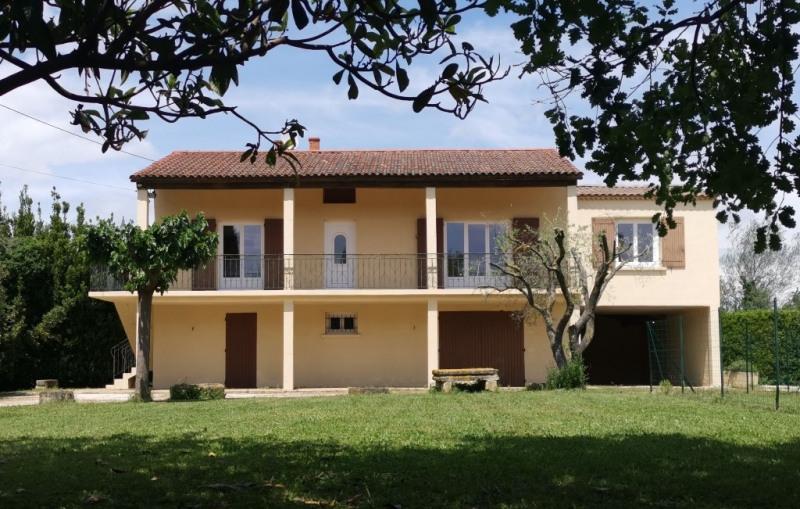 Vente maison / villa Roquemaure 265000€ - Photo 1