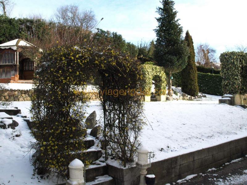 Viager maison / villa Roche-la-molière 47500€ - Photo 2