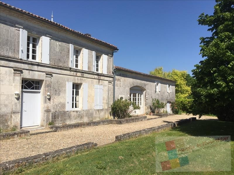 Vente maison / villa Brives sur charente 310 300€ - Photo 2