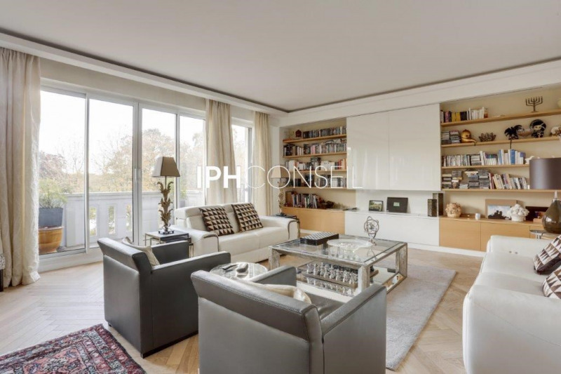 Vente de prestige appartement Neuilly-sur-seine 2490000€ - Photo 5
