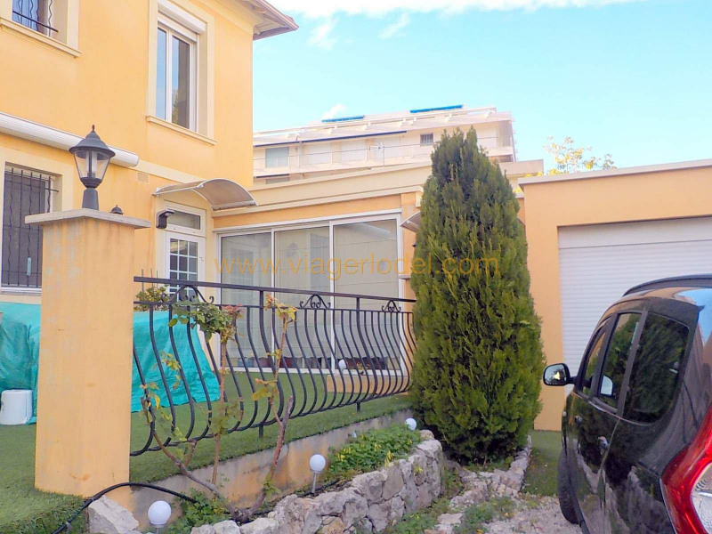 Life annuity apartment Antibes 850000€ - Picture 5