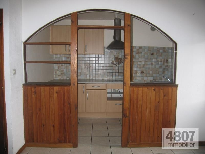 Location appartement Le fayet 475€ CC - Photo 2