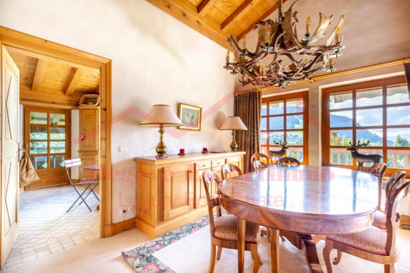 Vente de prestige appartement Megève 3900000€ - Photo 5