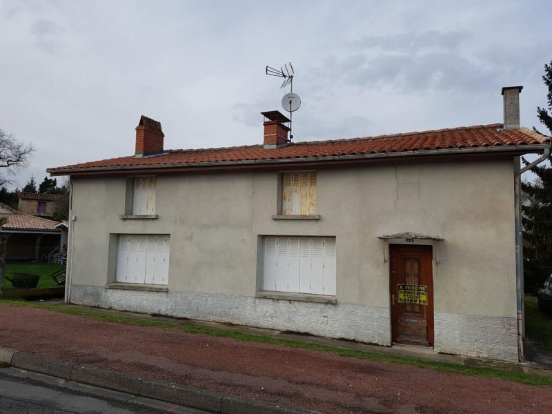 Sale house / villa Montlieu la garde 91000€ - Picture 1