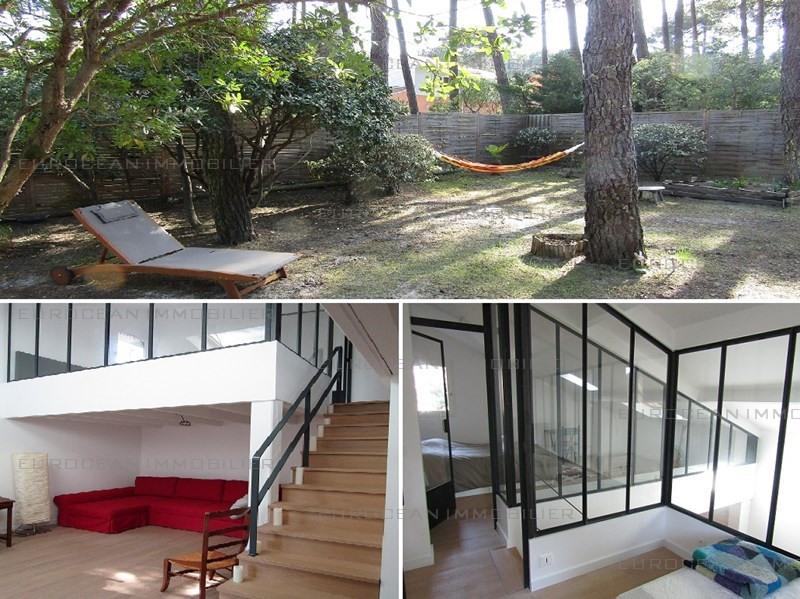 Location vacances maison / villa Lacanau ocean 397€ - Photo 1
