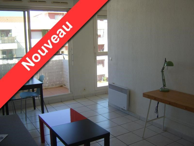 Rental apartment Aix en provence 595€ CC - Picture 1