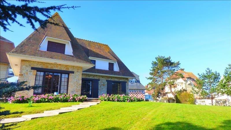 Revenda residencial de prestígio casa Villers sur mer 715000€ - Fotografia 1