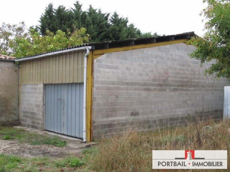 Sale empty room/storage Blaye 26000€ - Picture 1
