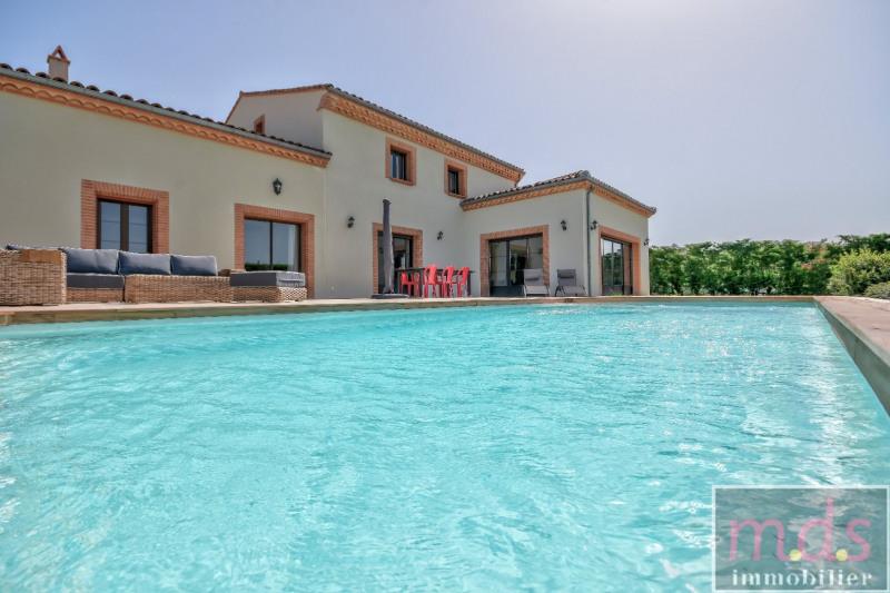 Vente de prestige maison / villa Baziege 850000€ - Photo 1