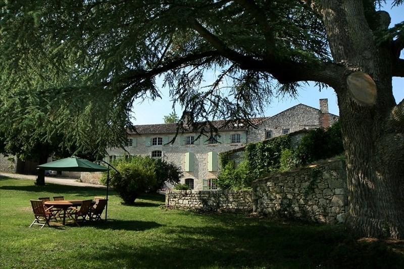 Deluxe sale house / villa Laroque timbaut 1 352 000€ - Picture 8