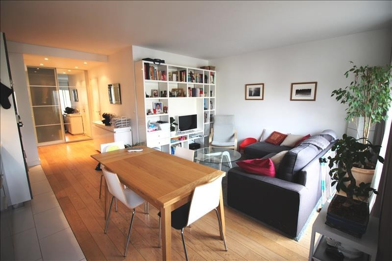 Sale apartment Boulogne billancourt 480 000€ - Picture 2