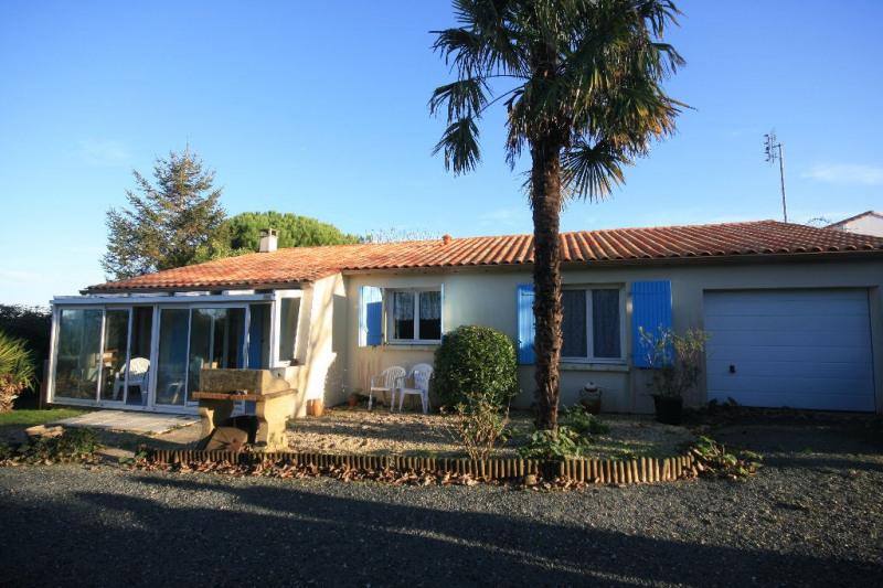 Vente maison / villa Meschers sur gironde 196100€ - Photo 1