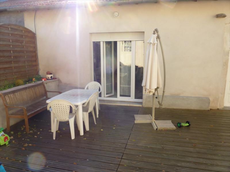 Rental apartment Choloy-menillot 680€ CC - Picture 1
