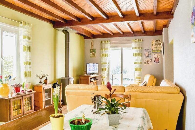 Verkoop  huis La chapelle d aurec 221000€ - Foto 4