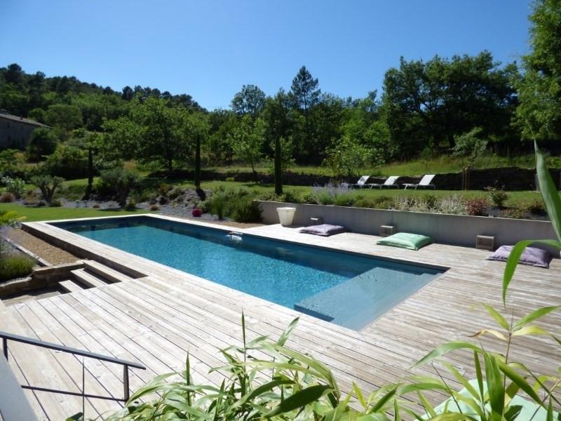 Deluxe sale house / villa Barjac 945000€ - Picture 2