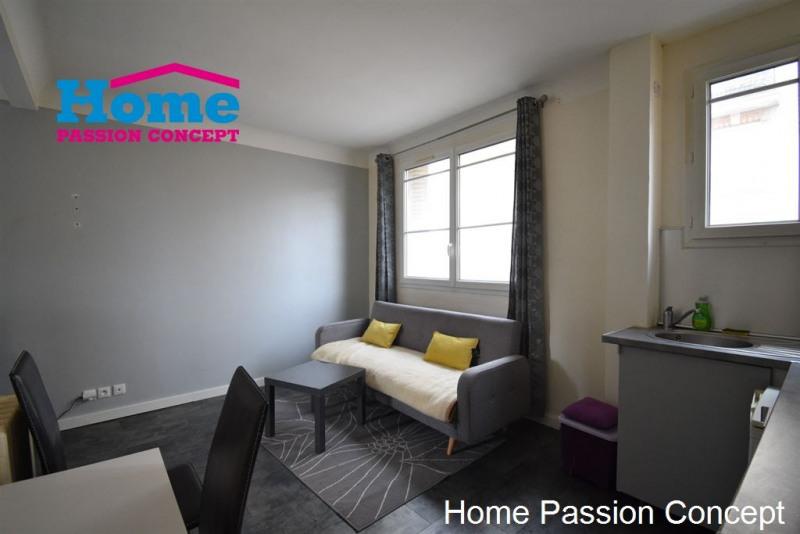 Rental apartment La garenne colombes 845€ CC - Picture 1