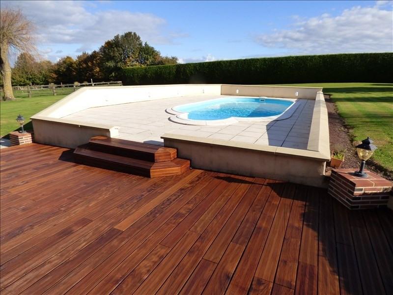 Sale house / villa Moulins la marche 328000€ - Picture 4