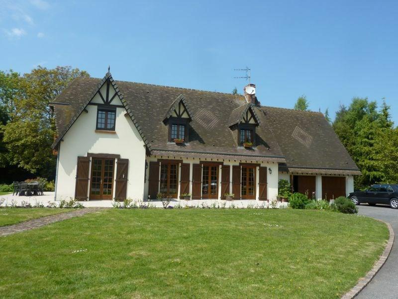 Deluxe sale house / villa Annebault 493500€ - Picture 1