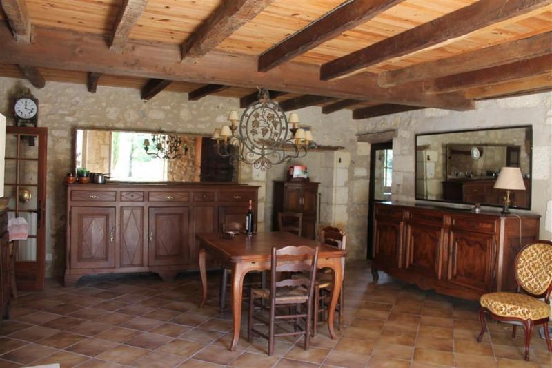 Vente maison / villa Cherval 248240€ - Photo 7