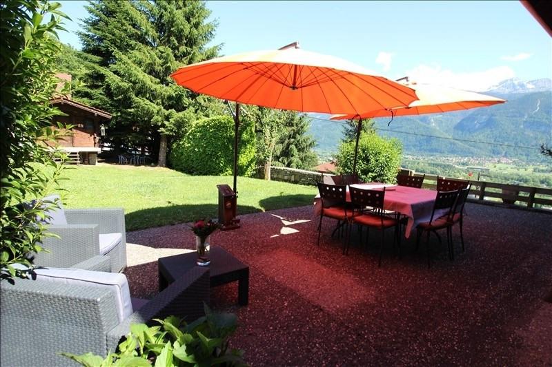 Vente de prestige maison / villa Ayze 580000€ - Photo 3