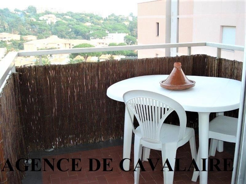 Vente appartement Cavalaire sur mer 89 500€ - Photo 1