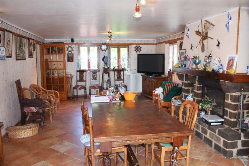 Venta  casa Sougé le ganelon 165500€ - Fotografía 5
