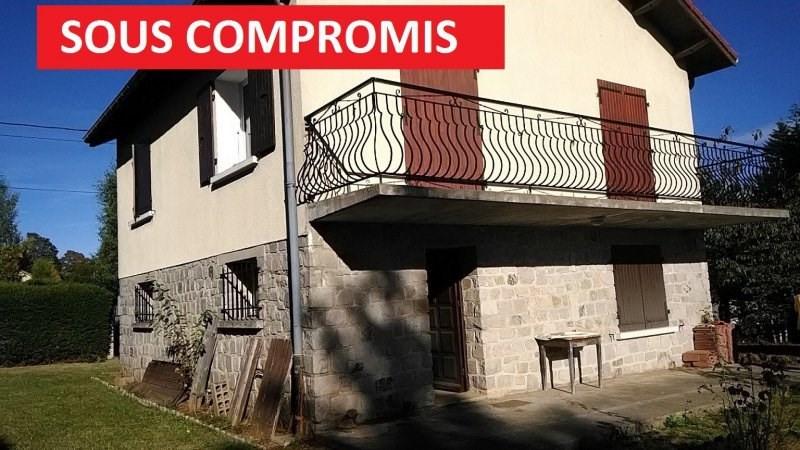 Sale house / villa St agreve 130000€ - Picture 1