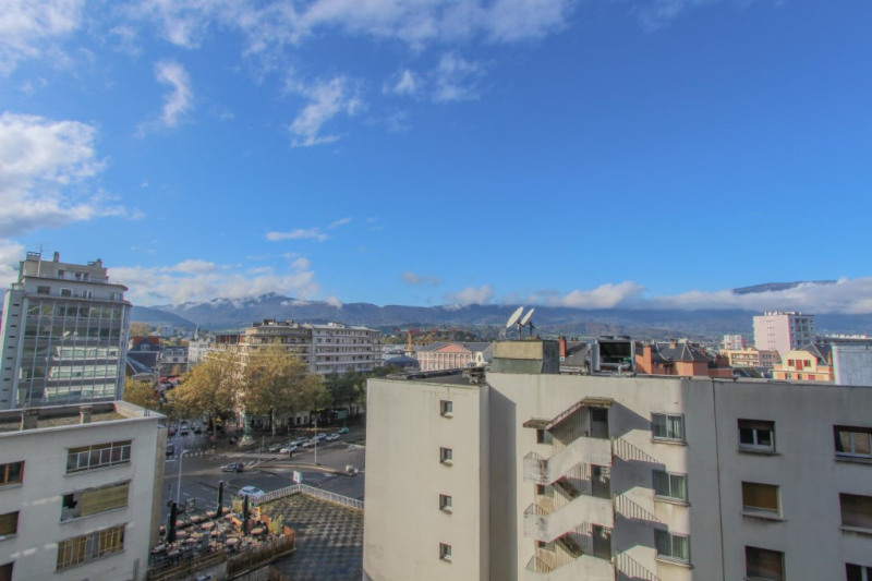 Vente appartement Chambery 110 000€ - Photo 1