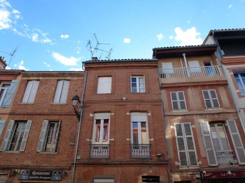 Rental apartment Toulouse 407€ CC - Picture 1