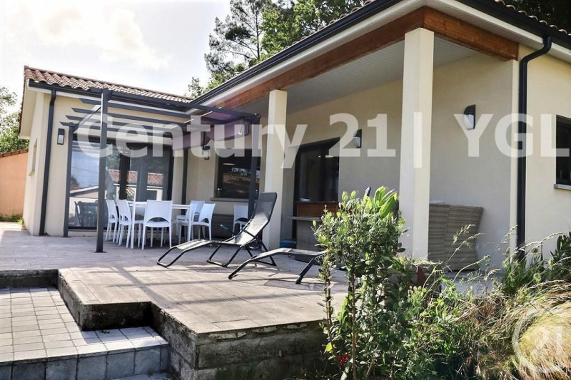Sale house / villa Le pian medoc 430 200€ - Picture 2