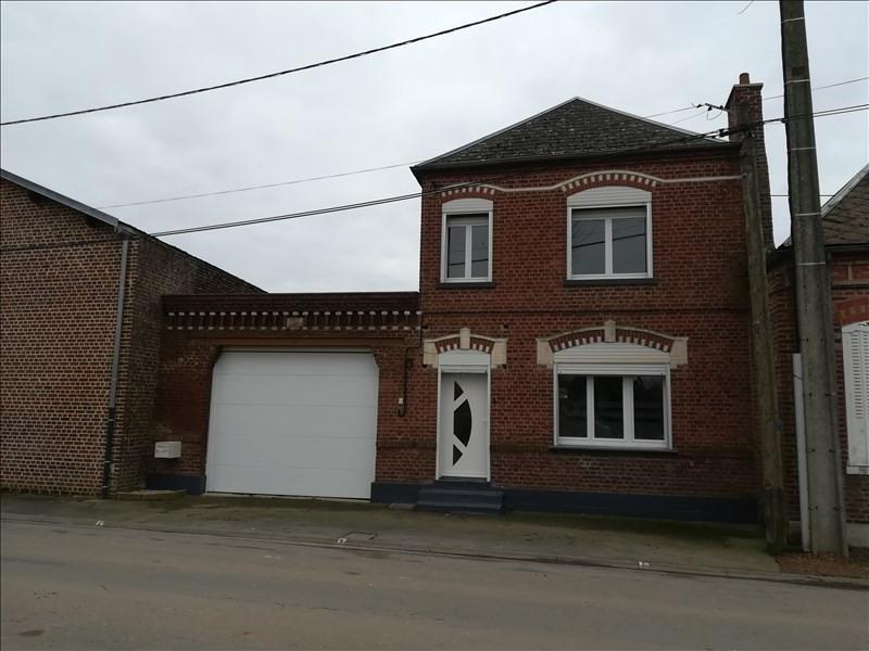 Sale house / villa Sains les marquion 173600€ - Picture 1