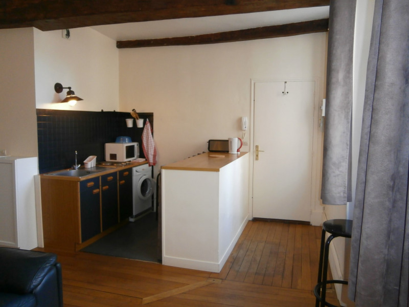 Rental apartment Fontainebleau 784€ CC - Picture 8