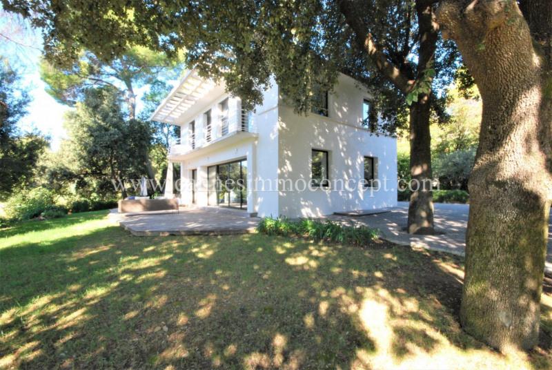 Deluxe sale house / villa Cannes 1790000€ - Picture 1