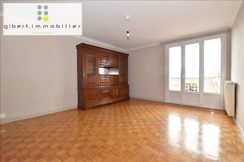 Sale apartment Le puy en velay 89900€ - Picture 1