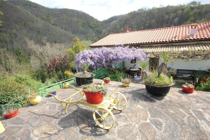 Vente maison / villa Serralongue 475000€ - Photo 2