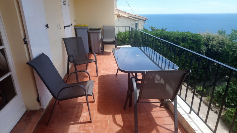 Vacation rental house / villa Les issambres 610€ - Picture 2