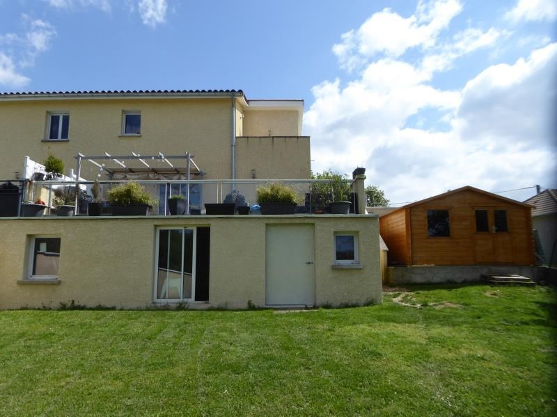 Vente maison / villa Diemoz 320 000€ - Photo 1