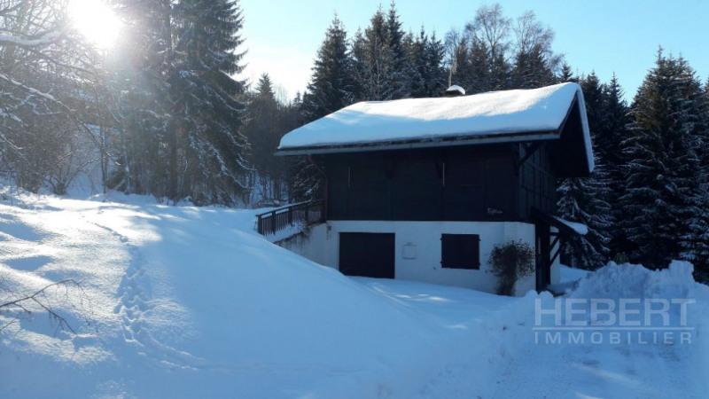 Vente de prestige maison / villa Saint gervais les bains 620000€ - Photo 2