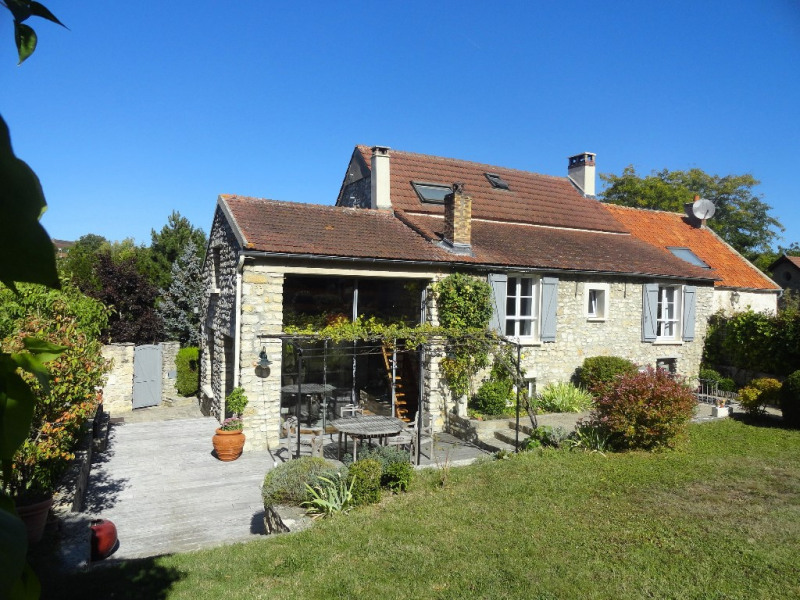 Vente maison / villa Crespieres 840 000€ - Photo 2