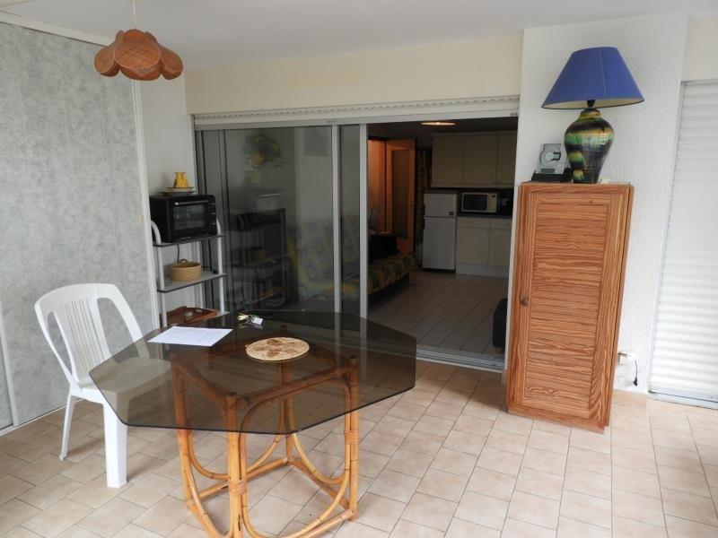 Sale apartment La grande motte 132000€ - Picture 1