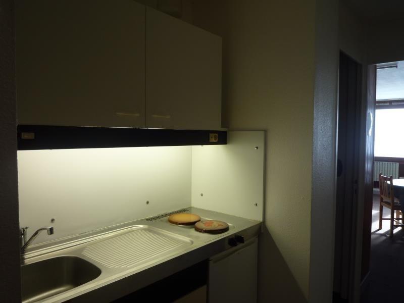 Vente appartement La mongie 32000€ - Photo 4