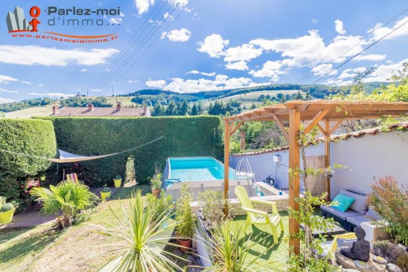 Vente maison / villa Tarare 229000€ - Photo 1